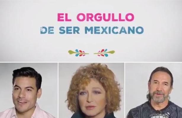 """Disney Pixar presenta el video """"El Orgullo de ser mexicano"""""""