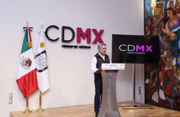 Familias afectadas por sismo son beneficiadas por el GCDMX