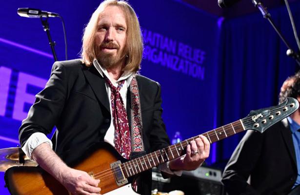 Tom Petty de 66 años sufre ataque cardíaco