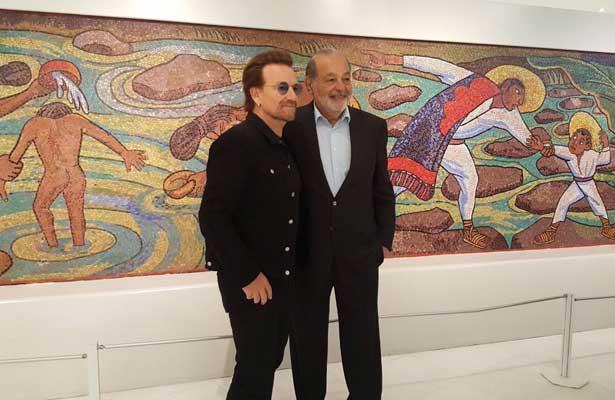 U2 llega a México