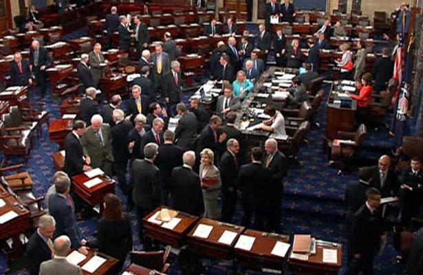 Avanza iniciativa del muro a voto en la Cámara de Representantes de EUA