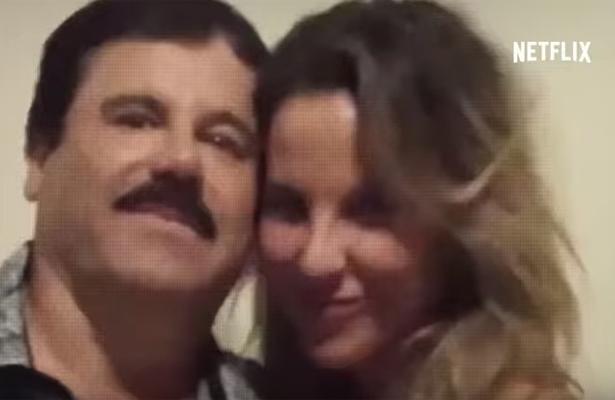 """Netflix lanza tráiler de serie sobre """"El Chapo"""" y Kate del Castillo"""