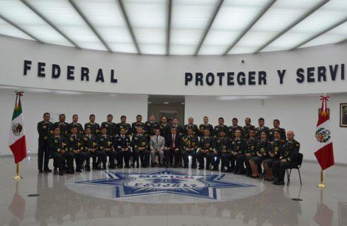 Se fortalecen lazos de cooperación con la Policía Nacional de Perú