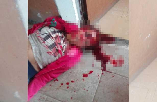 Asesinan a tres en un departamento en Coacalco