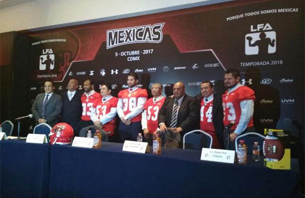 ¡Eagles se transforma en Mexicas!