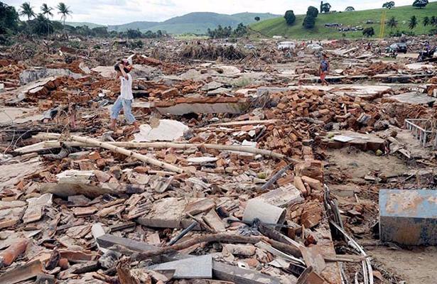 Desastres causan cada año el desplazamiento de casi 14 millones de personas