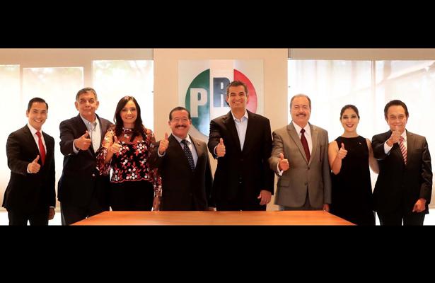 Designan a Delegado del CEN del PRI en Michoacán