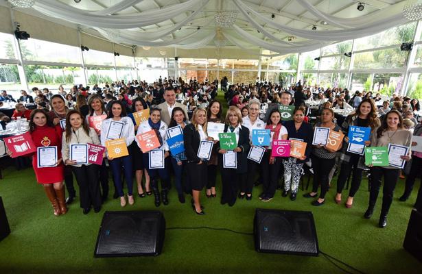 Impulsa Naucalpan Red de embajadoras ONU-DIF