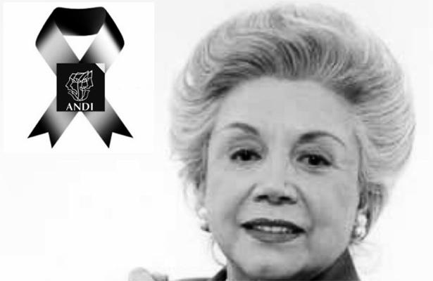 Muere la actriz Evangelina Elizondo
