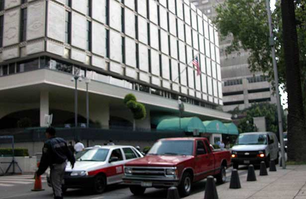 Construirán nueva embajada de E.U. en la CDMX