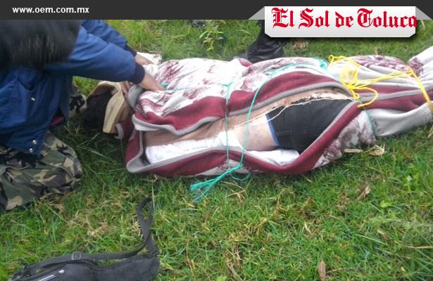 Localizan cuerpo sin vida en Nicolás Romero