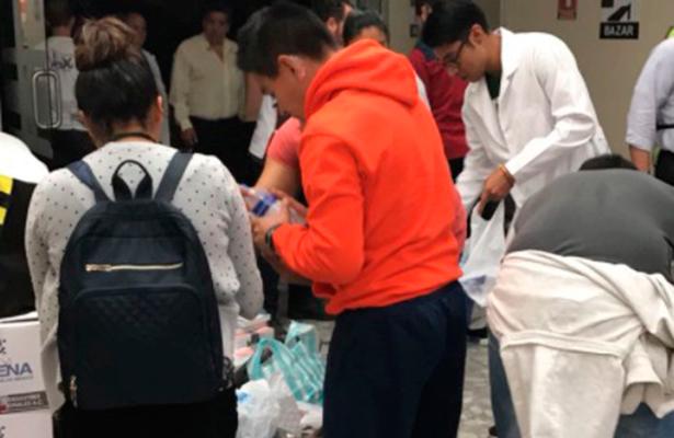 Entrega Inlak'ech apoyos tras sismo