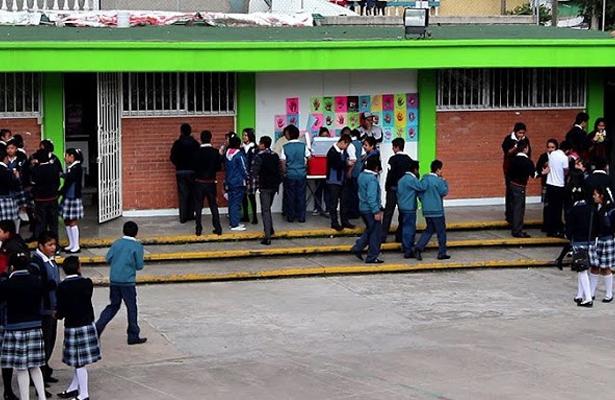 Vuelven a clases 1.5 millones de alumnos del Edomex tras sismo