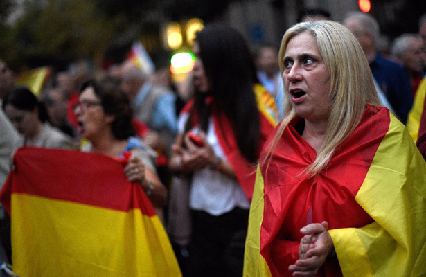 Tribunal Constitucional de España anula sesión sobre separación catalana