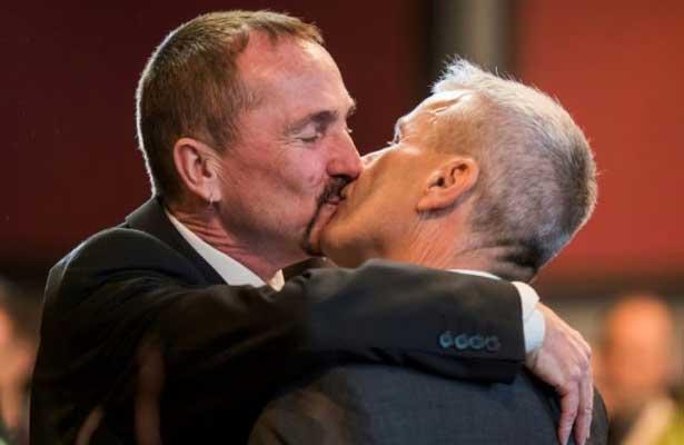Celebra Alemania sus primeros matrimonios Gay