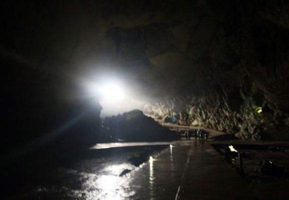 Cierran Grutas de Cacahuamilpa para determinar posibles daños tras sismo