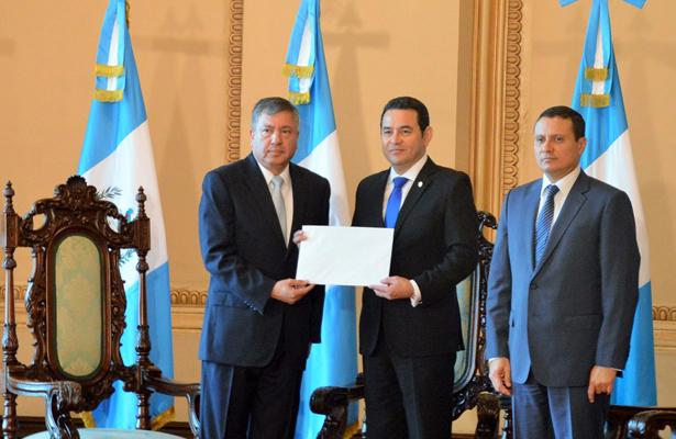 """Destaca embajador mexicano relación """"estratégica"""" con Guatemala"""