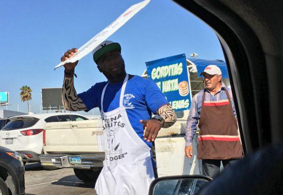 Crece número de migrantes haitianos en Baja California