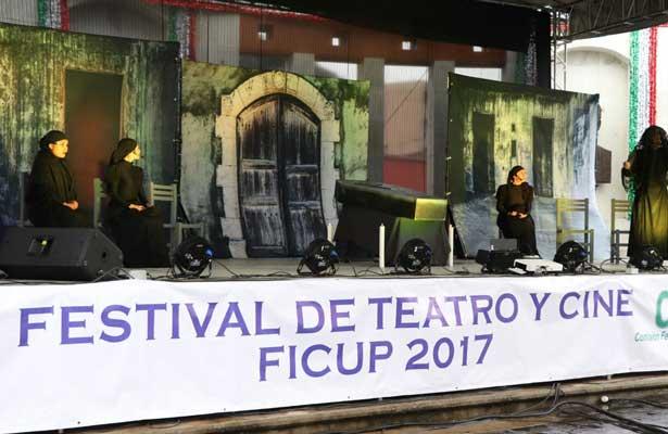 Concluye Festival de Teatro y Cine en Huixquilucan