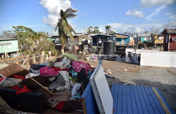 EE.UU. pierde empleos por primera vez en 7 años debido a los huracanes