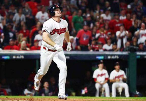 Blanquean Indians Cleveland a los Yankees de NY