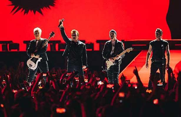 Ayudará U2 a víctimas del sismo