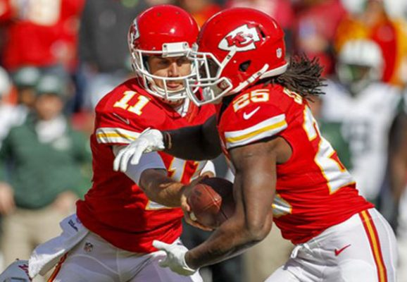 Invictos Chiefs de Kansas City, derrotan a Redskins