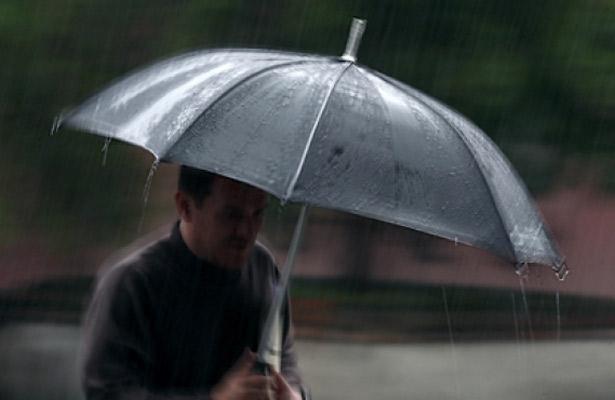 ¡Saca la sombrilla! Más lluvias se esperan para este fin de semana