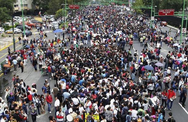 Movilizaciones de hoy en la CDMX