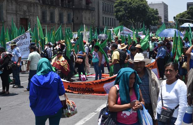 Movilizaciones del hoy en la CDMX