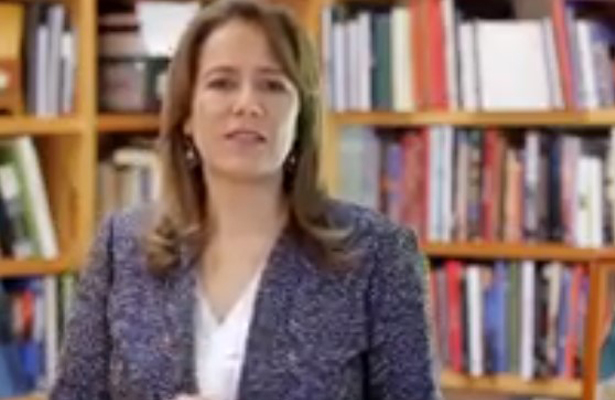 #VIDEO Formaliza Margarita Zavala renuncia del PAN