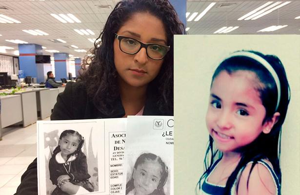Hace un año busca a su hija y la PGJCDMX nada hace