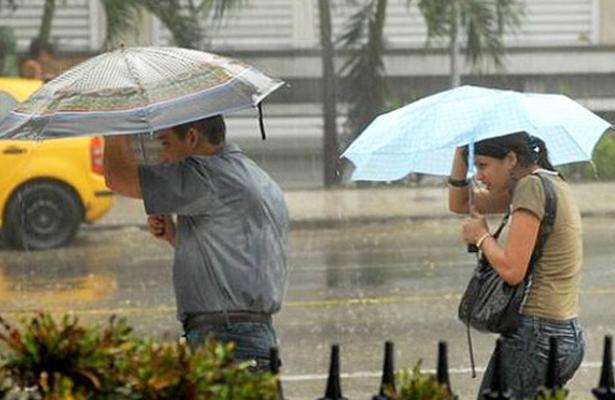Potencial de lluvias por la tarde en la Ciudad de México