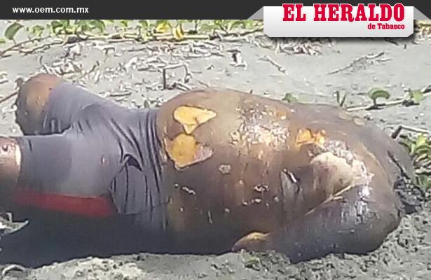 Hallan hombre decapitado y sin piernas en Tabasco