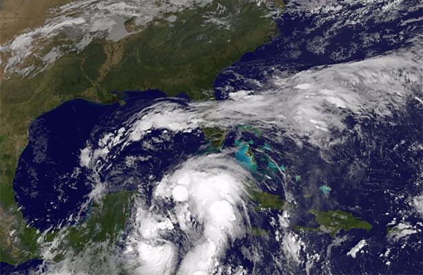 Nate se dirige a México tras dejar al menos 22 muertos en Centroamérica