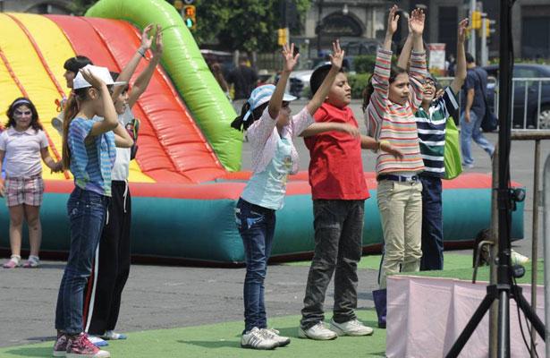 Violencia y miedo no deben limitar futuro de las niñas: CNDH