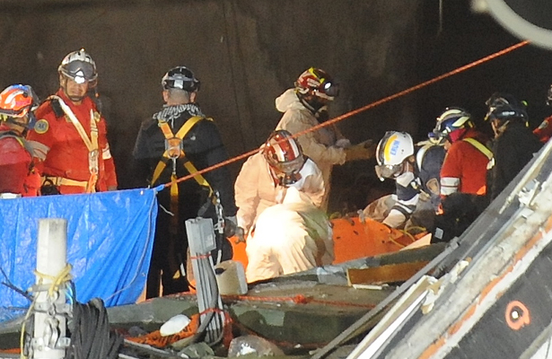 Rescatarían a los últimos dos cuerpos de Álvaro Obregón 286