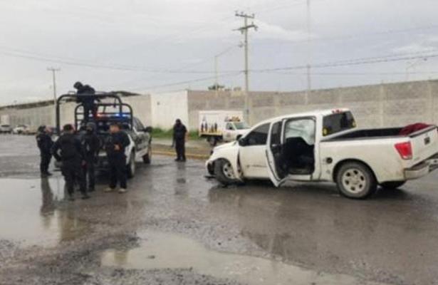 Dos heridos tras enfrentamiento de civiles contra policías en Tamaulipas