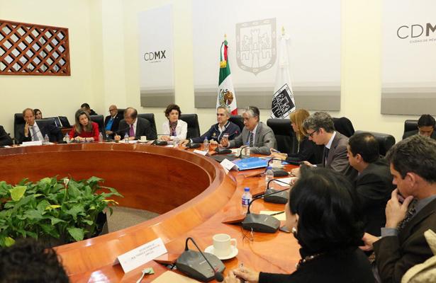Reconoce ONU acciones de GCDMX