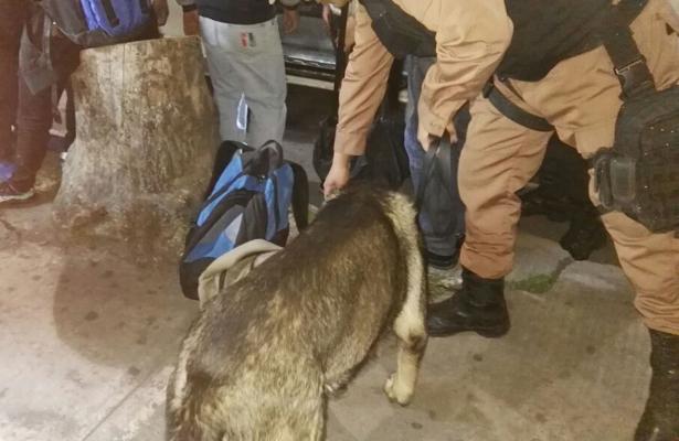 Mega operativo en Naucalpan deja 47 detenidos