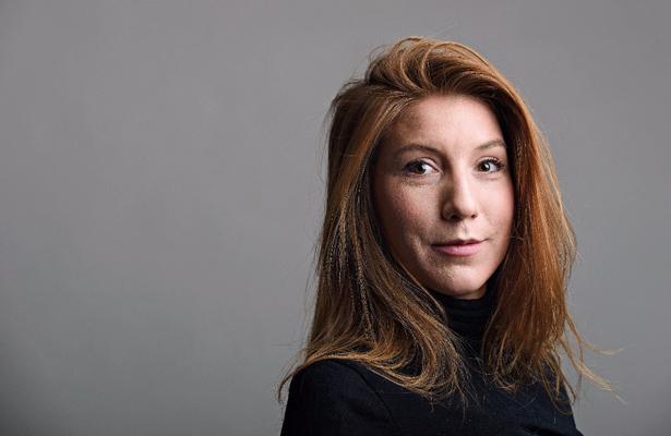 Policía danesa encuentra cabeza y piernas de periodista sueca Kim Wall
