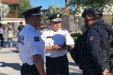 Destacan labor de Policía Federal en Tamaulipas