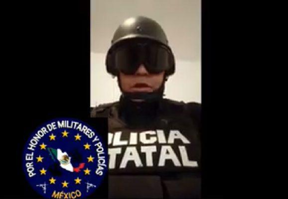 Exigen policías, mismos derechos que delincuentes