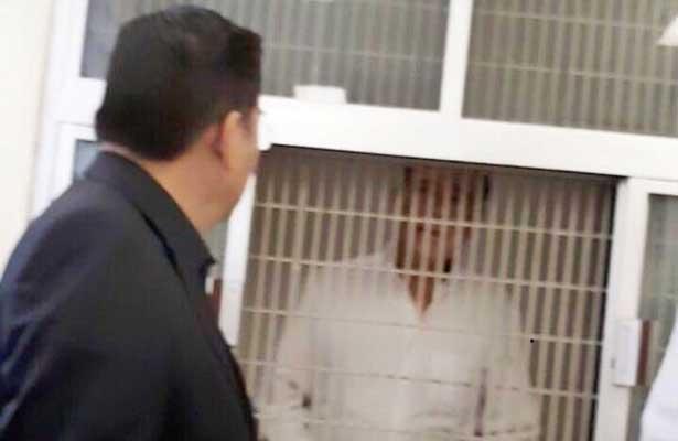 Dictan auto de formal prisión a Eugenio Javier Hernández Flores