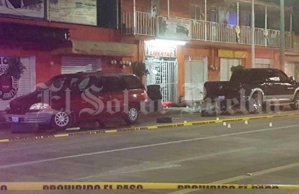 Balacera en San Martín Texmelucan deja tres muertos
