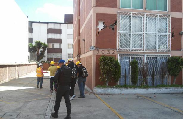-Fotogaleria- Recorrido zona sur, Colegio Rebsamen, después del sismo