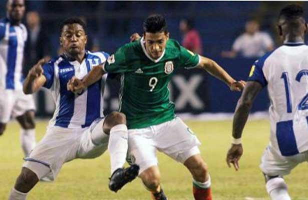 México cae 2-3 con Honduras que va a repechaje para Rusia 2018