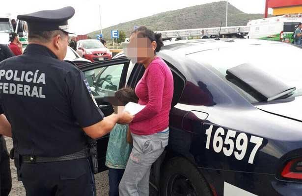 Frustran robo de bebé en Coahuila