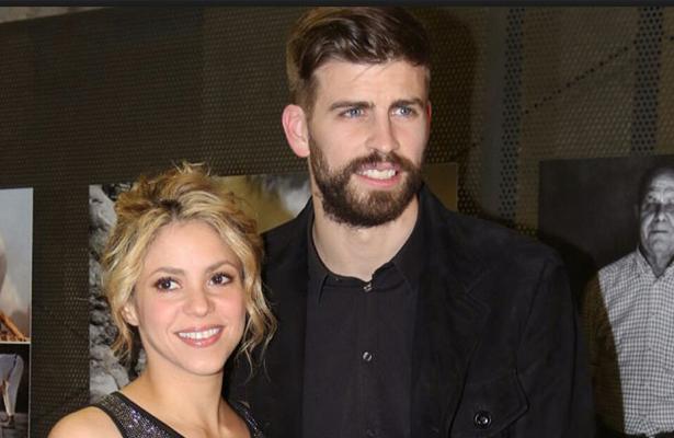 Shakira y Piqué se  ponen románticos en redes sociales
