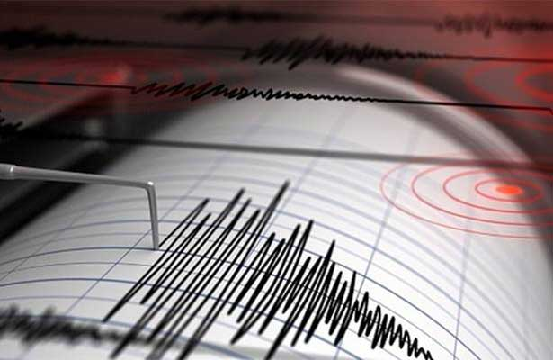Registran sismo de 4.3 grados en Guerrero